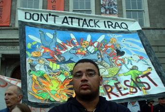 essays against the war in iraq