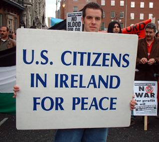US citizens for peace